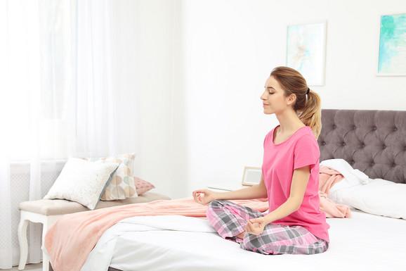 Najjednostavnija meditacija: opustite se i polako dišite...
