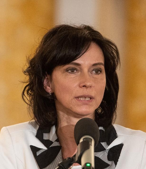 Anna Dalkowska, była wiceminister sprawiedliwości, która odpowiadała za projekt zmian w procedurze cywilnej