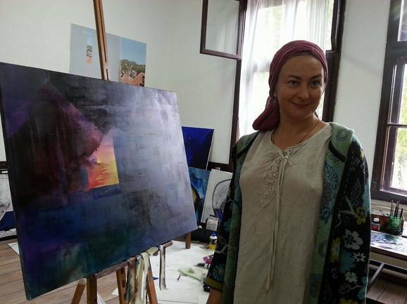 Lana Kvičeva iz Litvanije