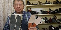 Nie kupuj butów z tektury!