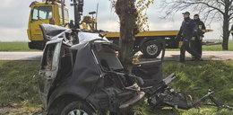 Tragedia na drodze. Jedna osoba nie żyje, dwie są ranne