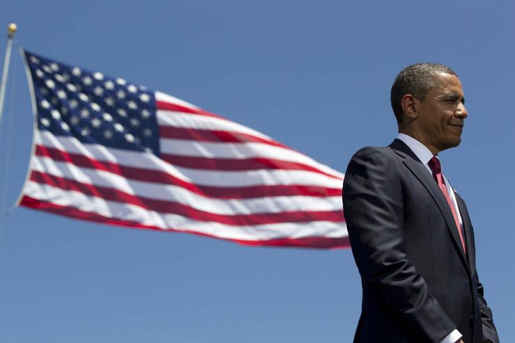 ...i njegov polubrat Barak, nejmoćniji čovek na svetu