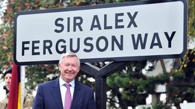 Alex Ferguson ma już swoją ulicę