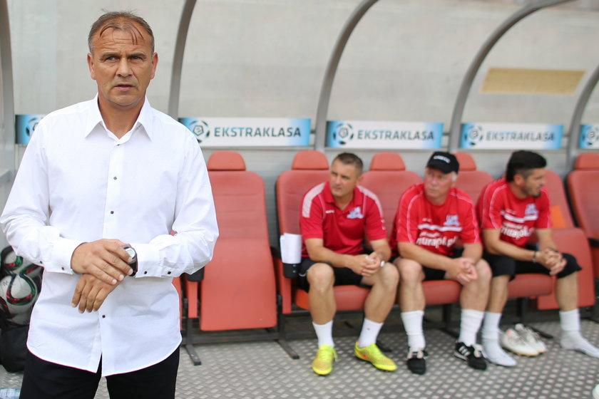 Polski trener zwolniony po pogromie