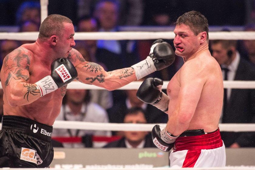 Bargiel zafascynował się boksem jako dziecko, gdy zaczął oglądać w środku nocy walki Andrzeja Gołoty (52 l.).