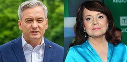 Biedroń do Holeckiej: Niech mi pani pomoże zorganizować spotkanie z prezydentem