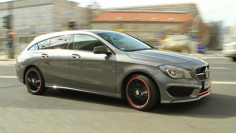 Miał być stylowy i… jest! - Mercedes CLA 200 Shooting Brake