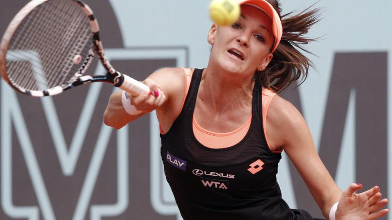 Radwańska odpadła w półfinale w Madrycie. Szarapowa triumfuje