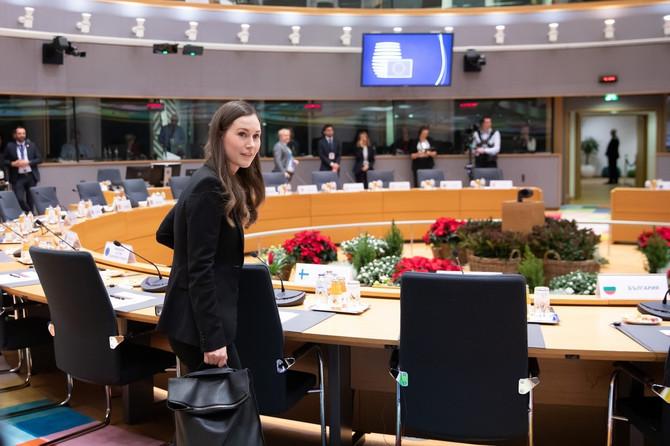 Finska premijerka Sana Marin