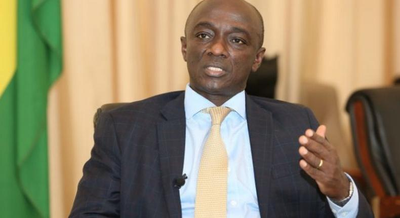 Ghana's Ambassador to China, Edward Boateng