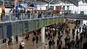 Przewozy lotnicze i lotniska w Polsce [INFOGRAFIKA]