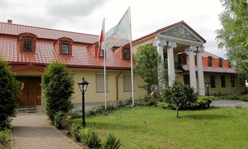 Rezydencja abp. Głódzia w Bobrówce