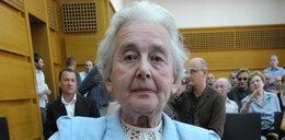 87-letnia nazistka skazana za wypowiedź o Holocauście