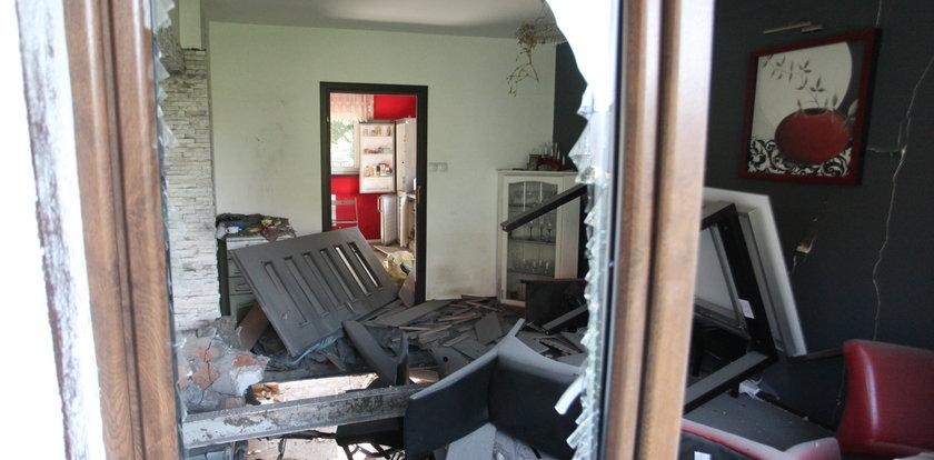 Eksplozja w Lęborku!