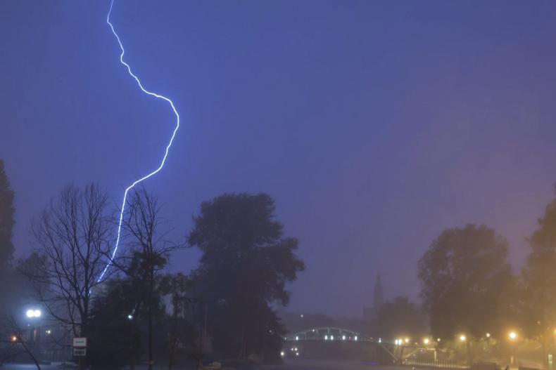 Burza nad Bydgoszczą