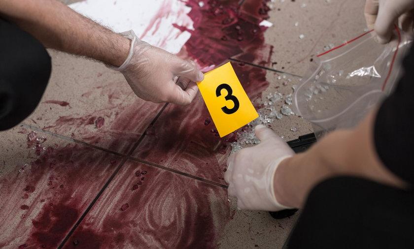 Brutalne zabójstwo w Kartuzach. Nie żyje 42-letni mężczyzna