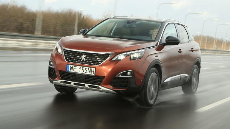 Peugeot 3008 - SUV inny niż wszystkie