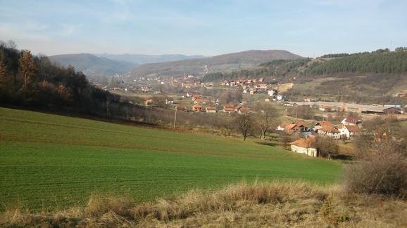 Deževska dolina - u njoj rođeno šest srpskih kraljeva