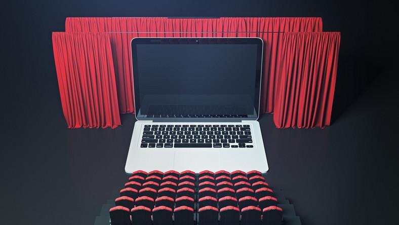 Teatr online, VOD
