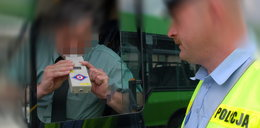 Wiózł autobusem 30 pasażerów, miał 1,6 promila!