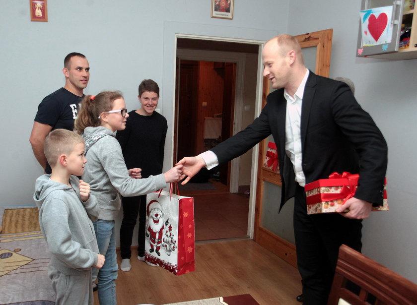 Wiceprezydent Gdyni Bartosz Bartoszewicz