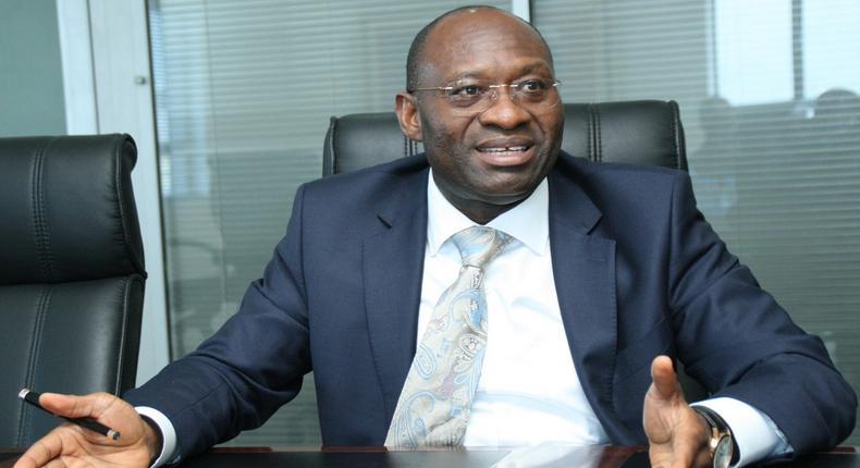 Managing Director/Chief Executive, Heritage Bank Limited, Mr. Ifie Sekibo. [nairametrics]