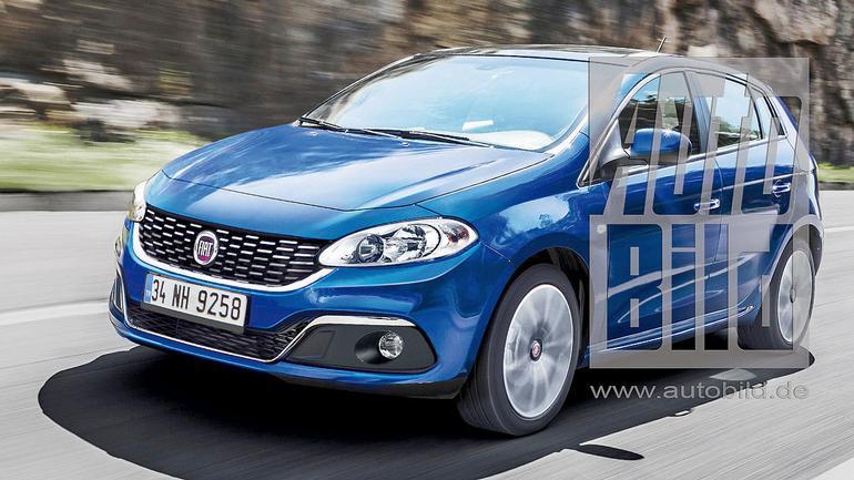 Nowy Fiat Punto