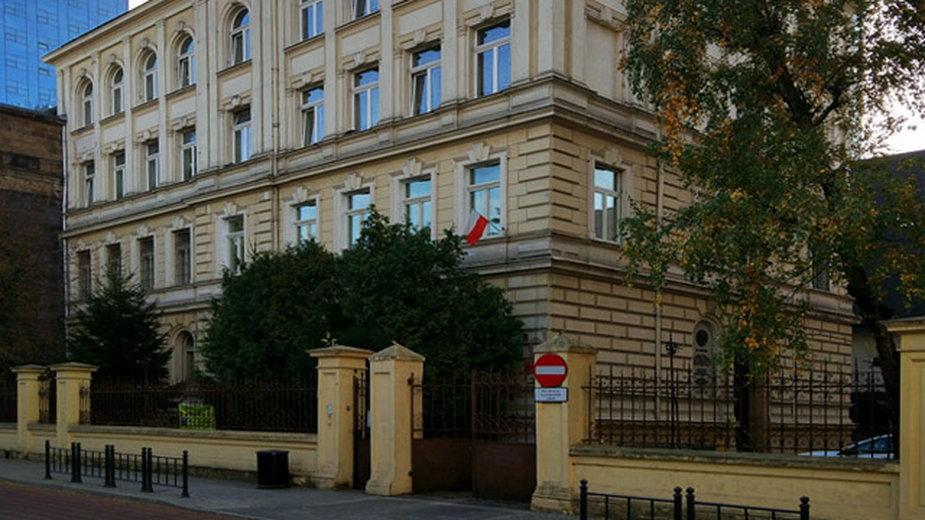 Na budynku Specjalnej Szkoły Podstawowej Nr 176 w Łodzi pojawi się tablica pamięci Karla Dedeciusa