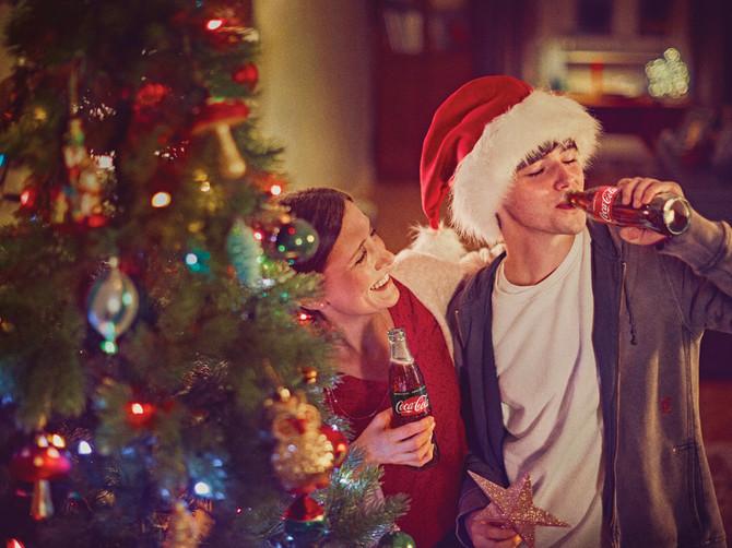 Coca-Cola inspirisala sve da budu Deda Mraz i usreće decu iz SOS sela Srbije