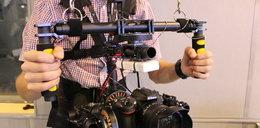 Cudowne urządzenie dla operatorów kamer