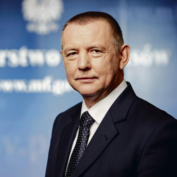 Marian Banaś, wiceminister finansów, szef Krajowej Administracji Skarbowej