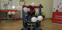 Robot do rehabilitacji dzieci trafił do szpitala dziecięcego w Prokocimiu
