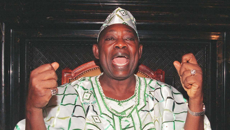 Late Chief MKO Abiola won the June 12. 1993 presidential election (TELL)