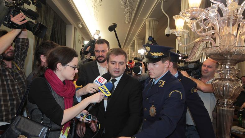 Minister zdrowia Bartosz Arłukowicz, fot. PAP/Tomasz Gzell