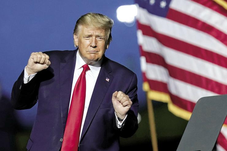 Donald Tramp  ap steve helber opt