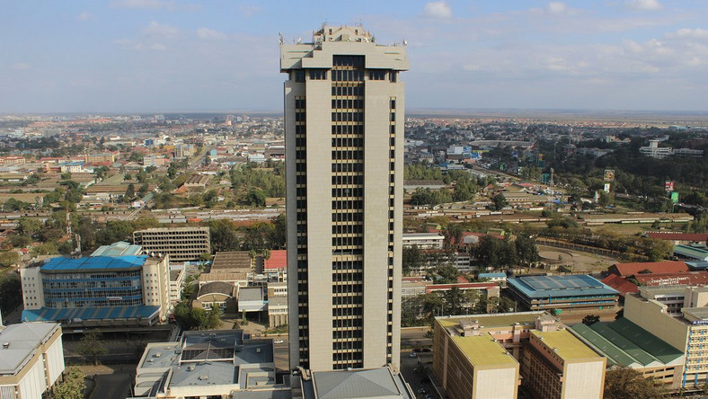 Kenya Revenue Authority (KRA) offices at Times Tower
