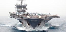 Stany Zjednoczone skierowały okręty na Bliski Wschód