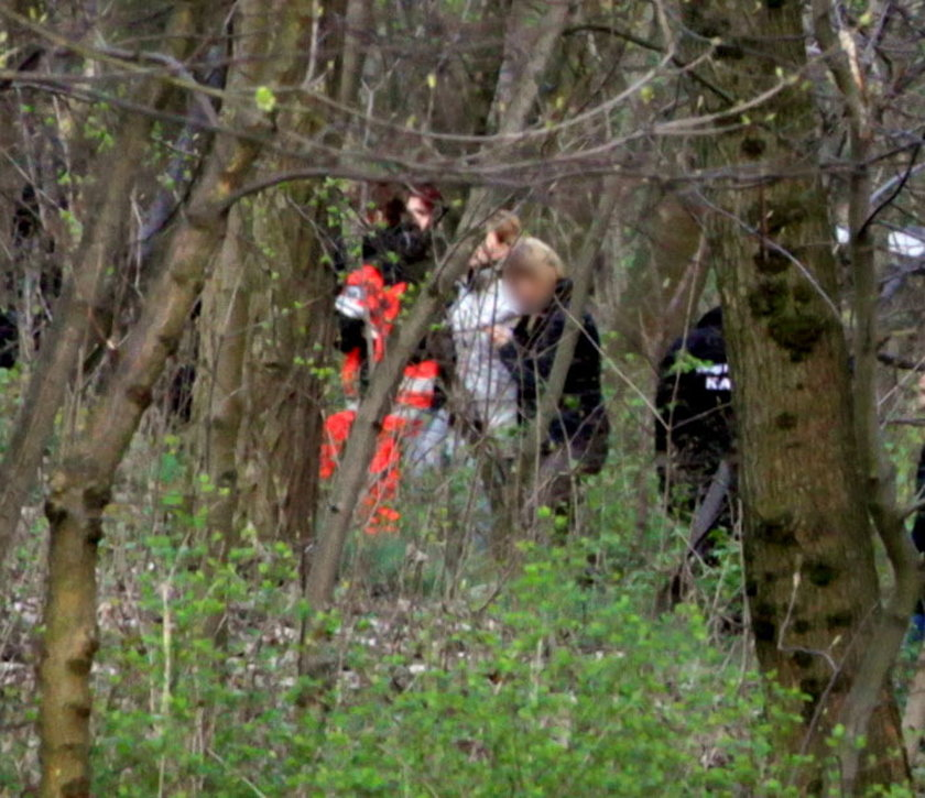 Zwłoki dziewczynki znaleziono w parku w Gdańsku Brzeźnie
