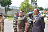 Aleksandar Vulin, Liban, Bejrut, Vojska Srbije, Mirovna misija