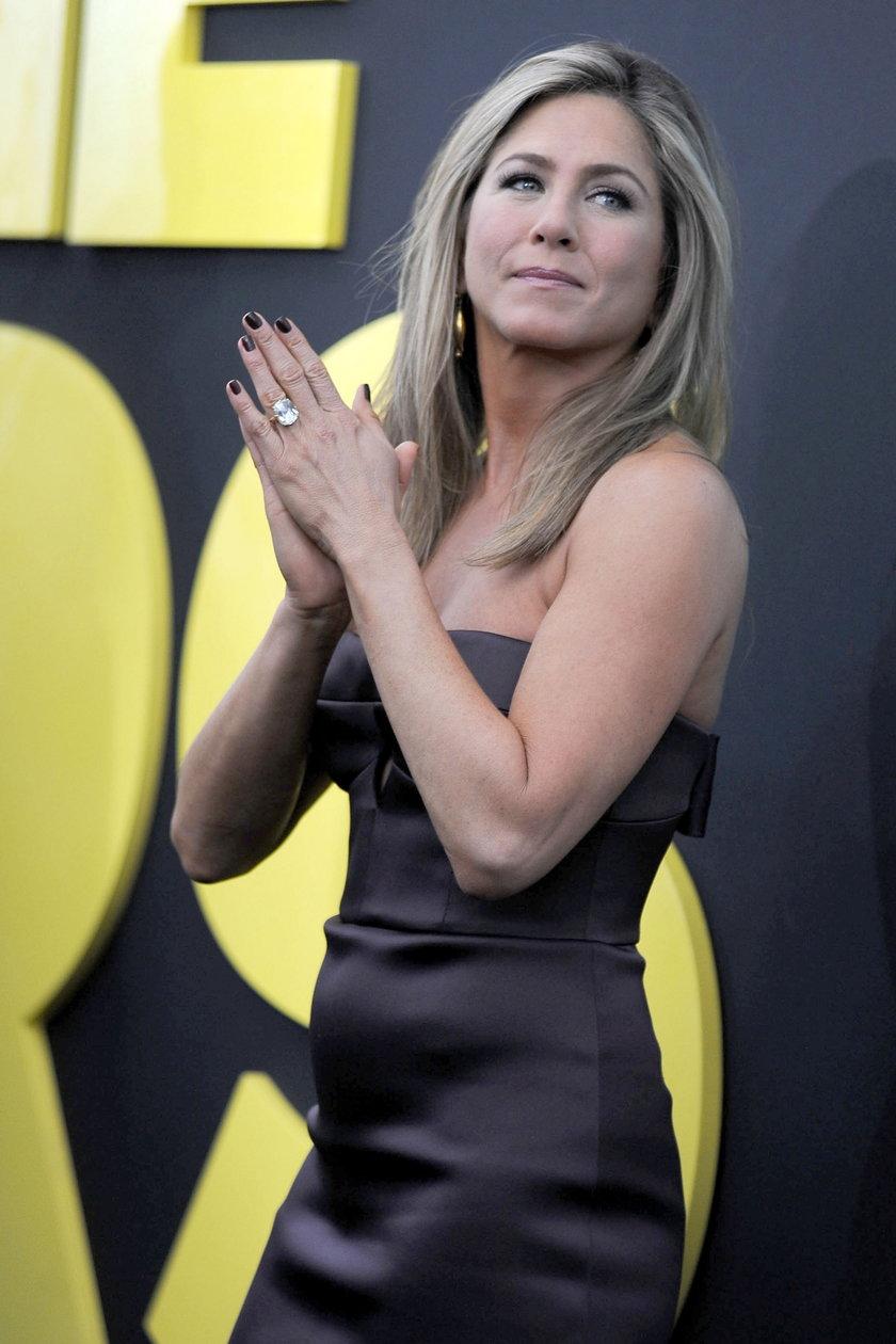 Jennifer Aniston zachwyca swoją urodą