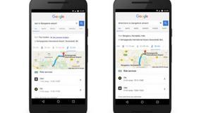 Wyszukiwarka Google pozwoli zamówić Ubera