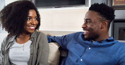 Don't let the routine of daily family life get between your and the romance you share with your boo [Credit: PeopleImages/Getty Images]