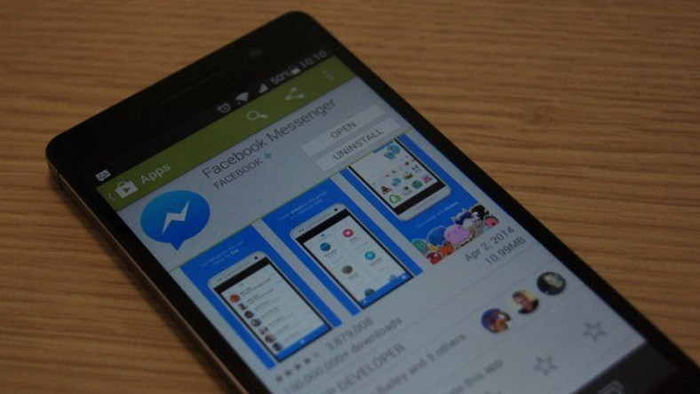 Beware! This Facebook messenger scam could damage your phone