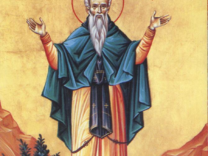 Danas se slavi sveti Sisoje