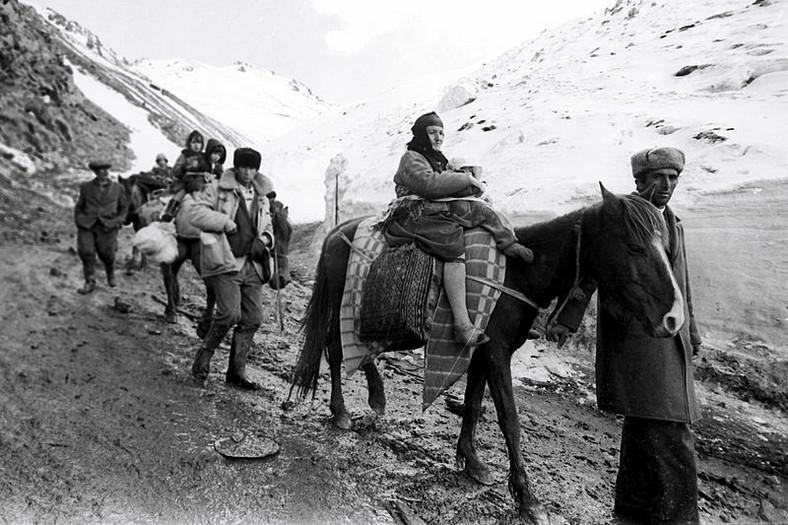 Azerowie opuścili Kalwajar 1993.