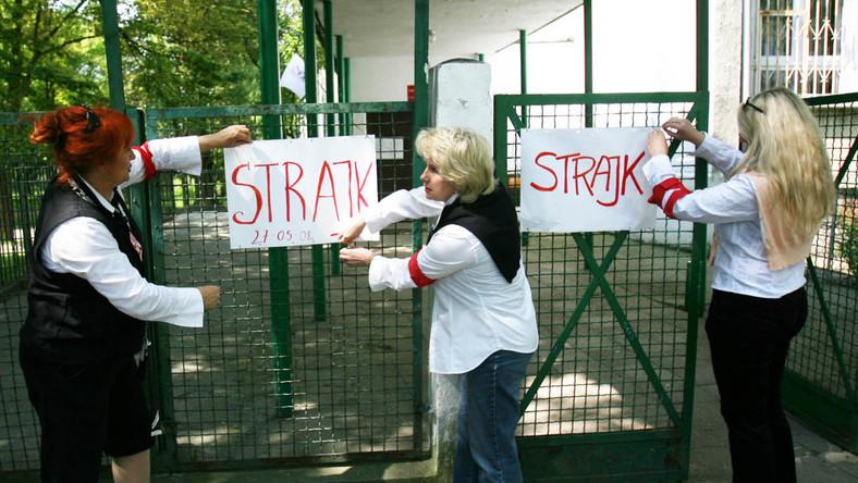 Dziś strajkują szkoły w całej Polsce