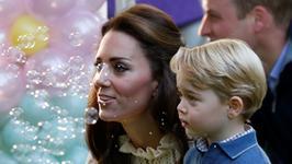 Książę George idzie do szkoły. Za edukację syna Kate i William będą musieli sporo zapłacić