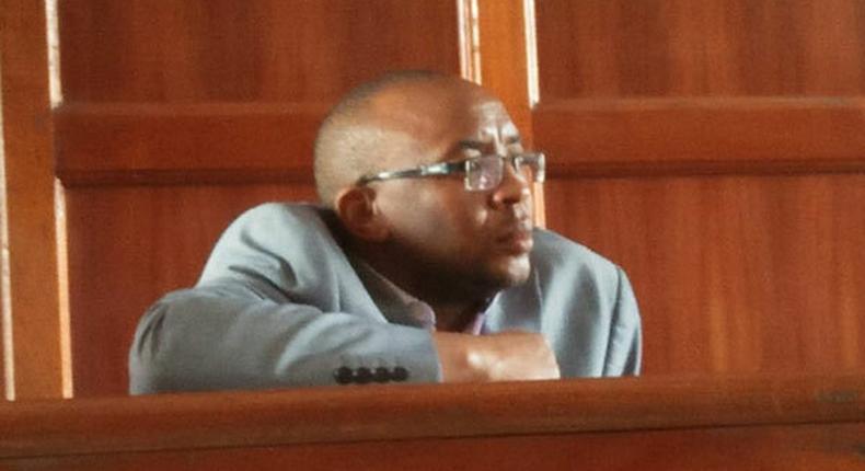 Lawyer John Hari Gakinya