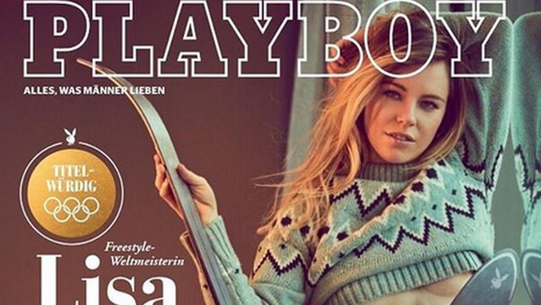 """Sportowefakty.wpl.pl informują że, niemiecka narciarka wciąż przechodzi rehabilitację po zerwanych w ubiegłym roku więzadłach w kolanie. Nie przeszkodziło jej to natomiast wystąpić w gorącej sesji zdjęciowej dla """"Playboya""""."""