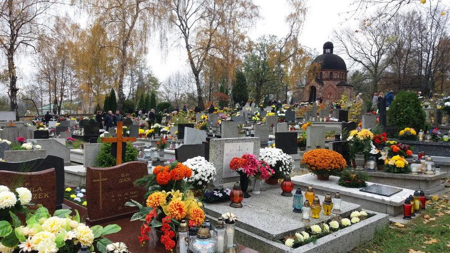 Mysłowicki cmentarz